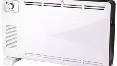 2000 watt konvektor heizung mit 3 heizstufen berhitzungsschutz umkipp sicherheitssystem. Black Bedroom Furniture Sets. Home Design Ideas