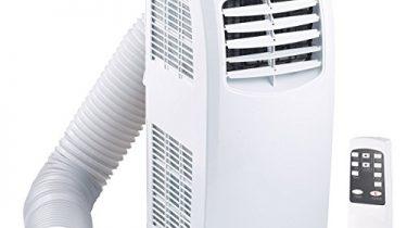 sichler haushaltsger te monoblock klimager t mobile monoblock klimaanlage mit entfeuchter 9. Black Bedroom Furniture Sets. Home Design Ideas