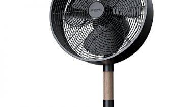 Brandson ventilator design tischventilator 30cm 3 for Design tischventilator