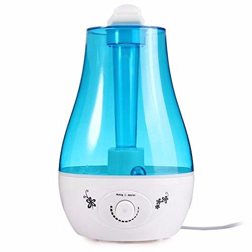 Ruichenxi ®3L Aroma Diffuser Luftbefeuchter Ultraschall LED ...