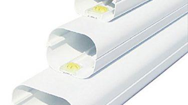 Rohrausgangendstück TS 100 EXC für Kanal Klimaanlage